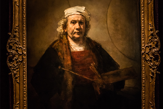 Rembrandt Masterpiece In New Anniversary Display English Heritage