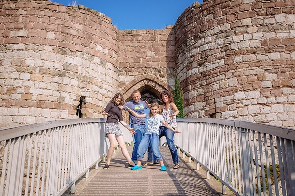 "Beeston Castle, Cheshire ""I love Beeston, the history and the stunning views, great hideaways for kids to use their imagination! Lovely staff and wonderful events."""
