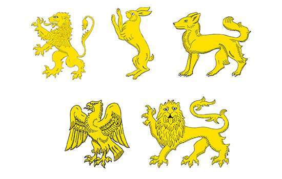 A Beginner S Guide To Heraldry English Heritage