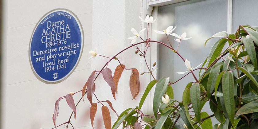 London's Blue Plaques