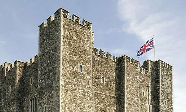 Build A Norman Castle English Heritage