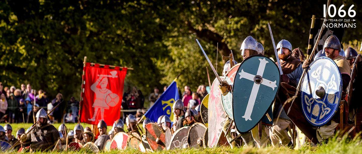 1066 And The Norman Conquest English Heritage Battle Story Hastings