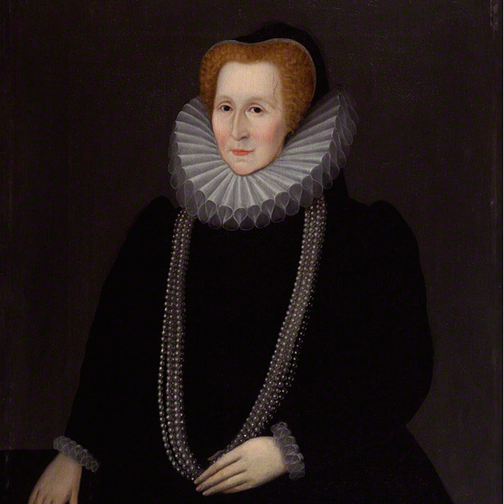 Portrait of Bess of Hardwick