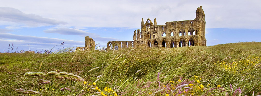 A synod held at the Anglo-Saxon abbey at Whitby in 664 determined the future of Christianity in England