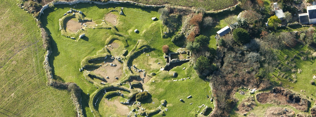 Carn Euny Ancient Village, Cornwall