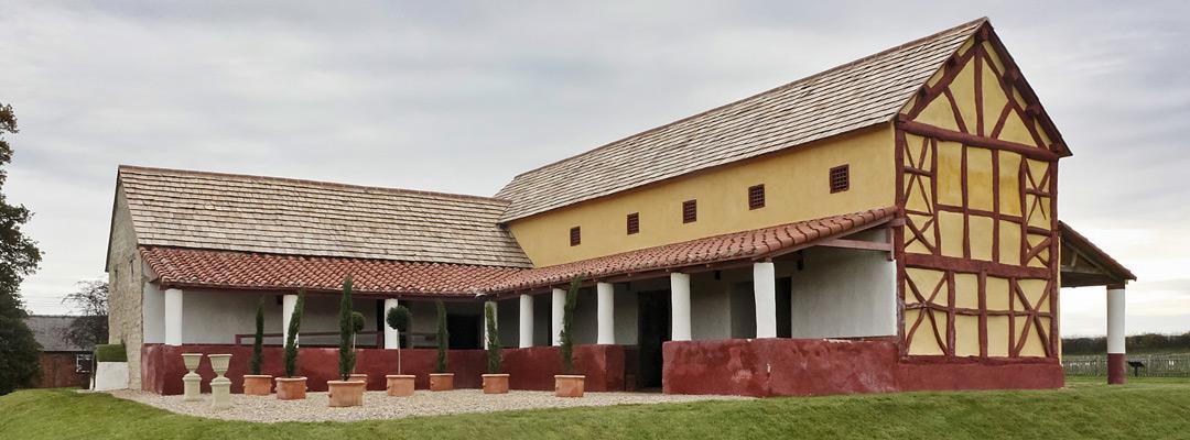 Romans Architecture English Heritage