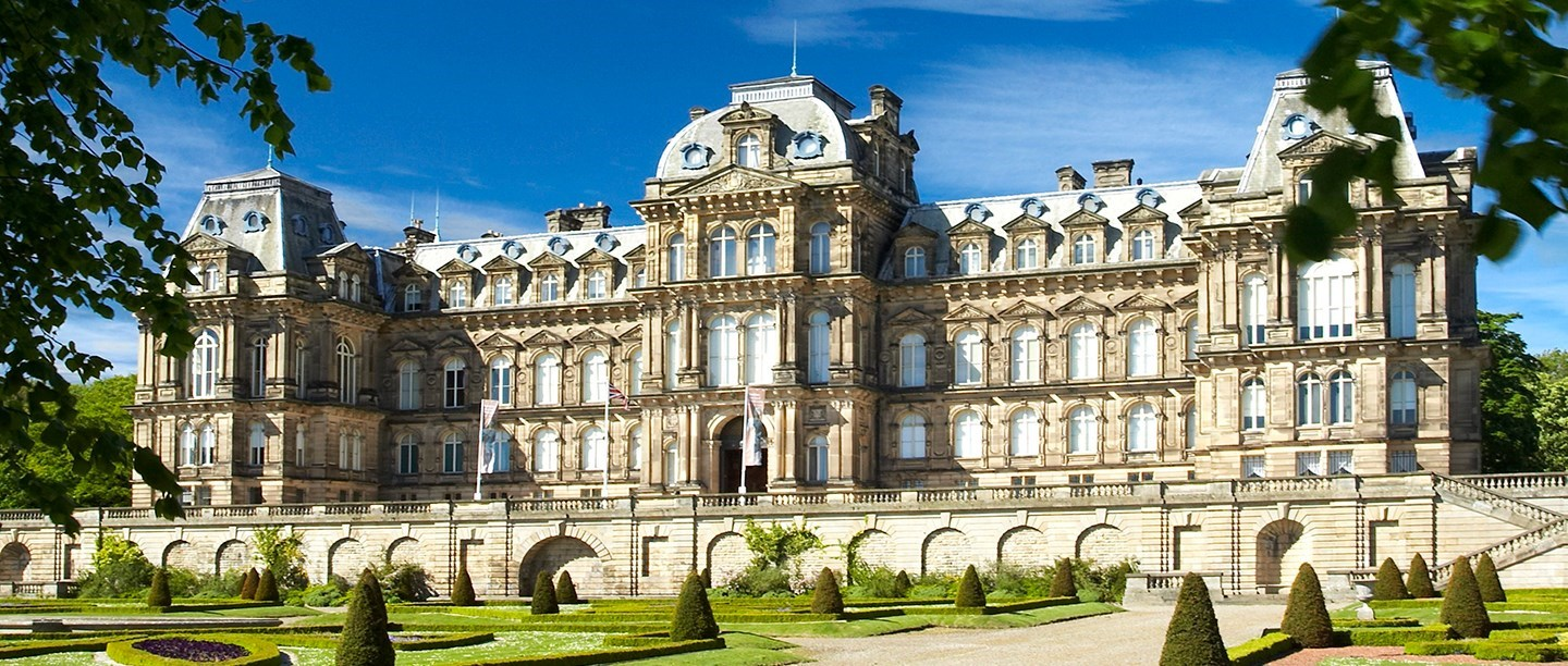 The Bowes Museum, County Durham