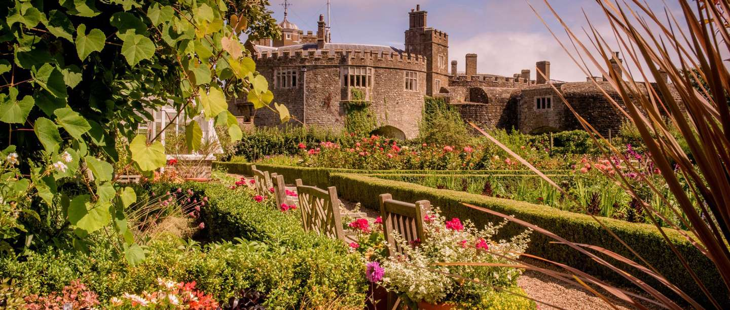 Image: Walmer Castle and Gardens