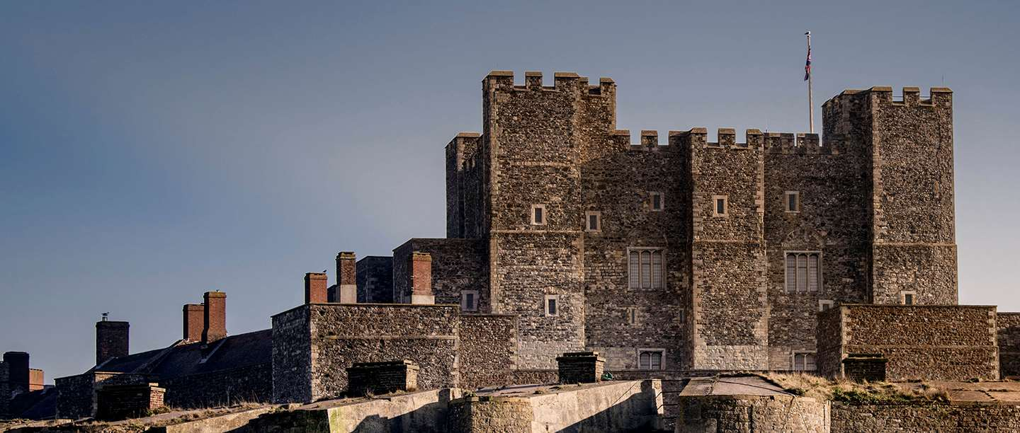 Image: Dover Castle in Kent