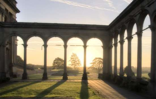 Image: Arches at Witley Court and Gardens