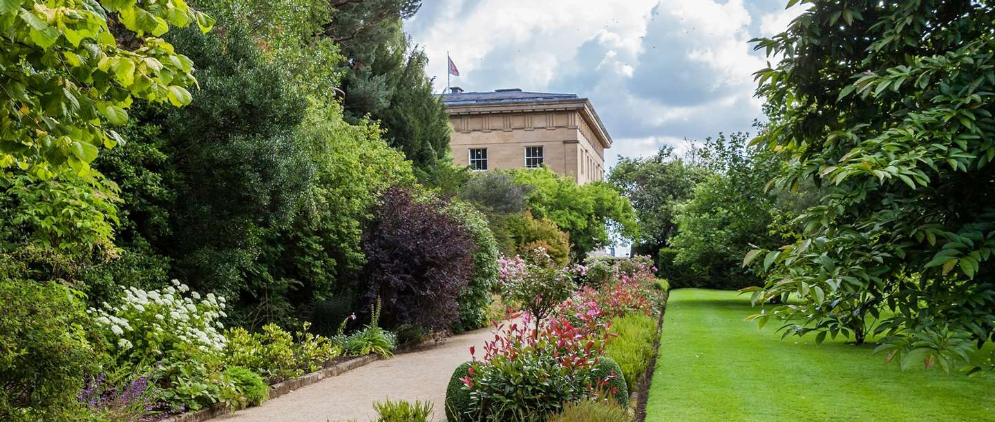 Image: Belsay Hall, Castle and Gardens