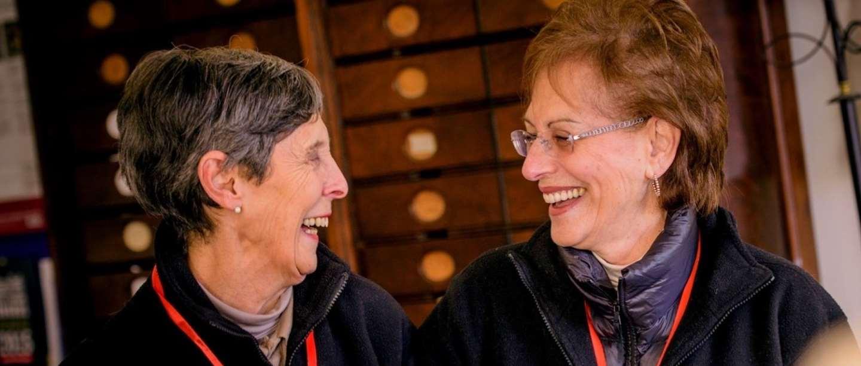 Meet Our Volunteers English Heritage