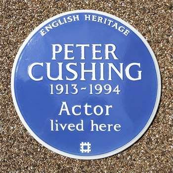 Helen Beck Peter Cushing Wife