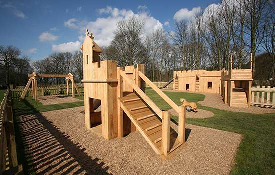 Outdoor Play Areas English Heritage