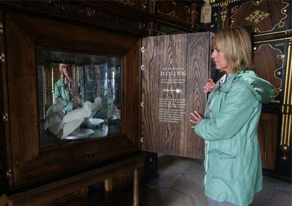 GET HANDS-ON AT BOLSOVER CASTLE