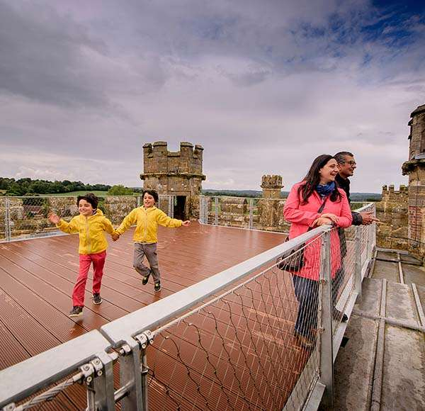 1066 BATTLE OF HASTINGS, ABBEY AND BATTLEFIELD, EAST SUSSEX