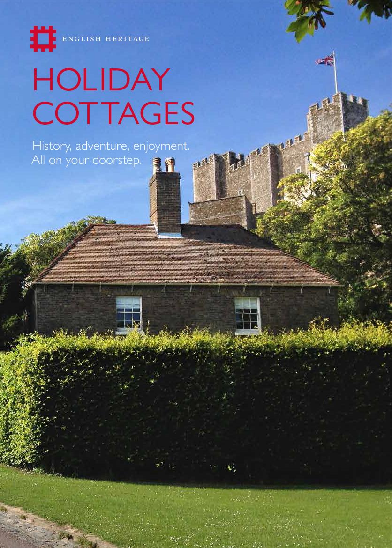 Holiday Cottages | English Heritage