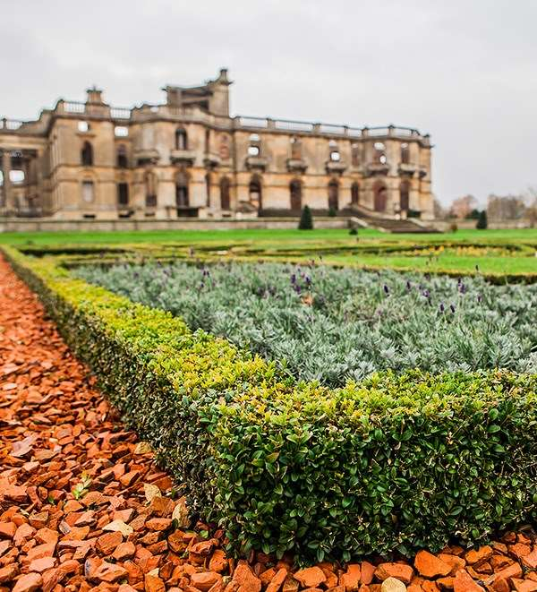 WITLEY COURT AND GARDENS