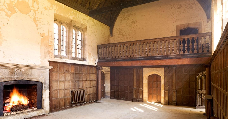 Apethorpe Palace English Heritage