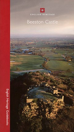 Beeston Castle guidebook