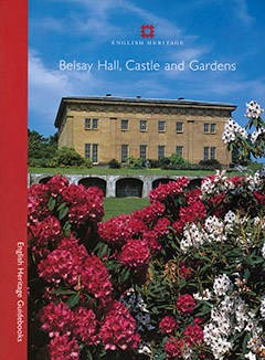 Belsay Hall, Castle and Gardens guidebook