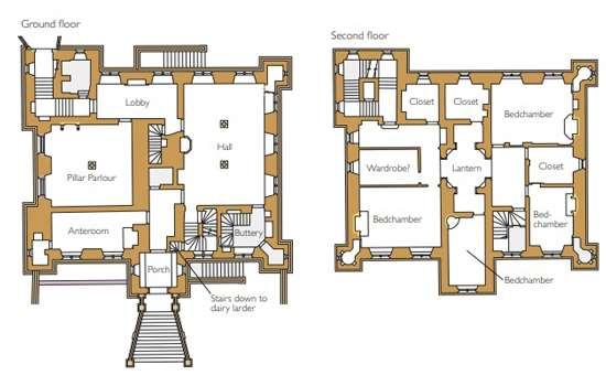 History Of Bolsover Castle English Heritage
