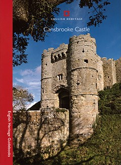 Carisbrooke Castle guidebook