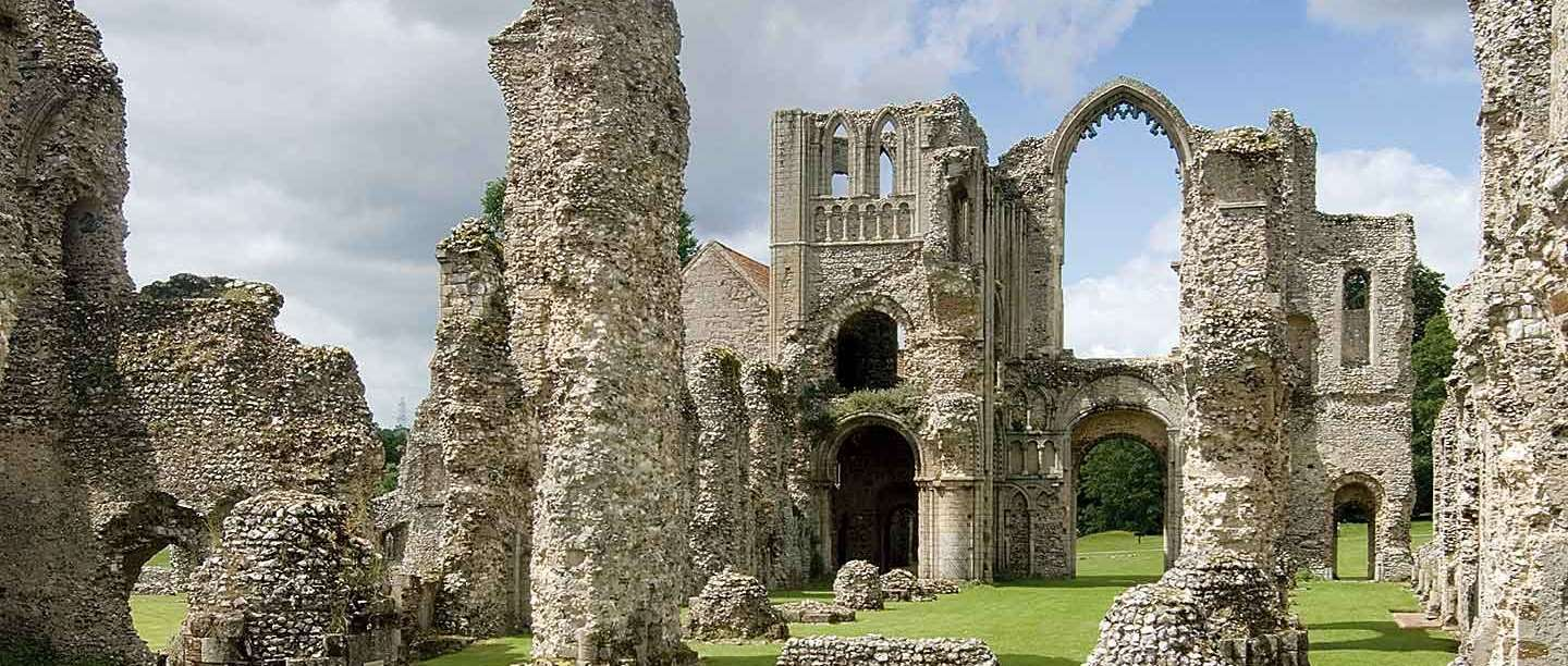 History Of Castle Acre Priory English Heritage