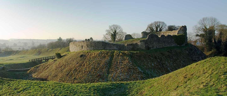 Castle Acre Castle, Norfolk
