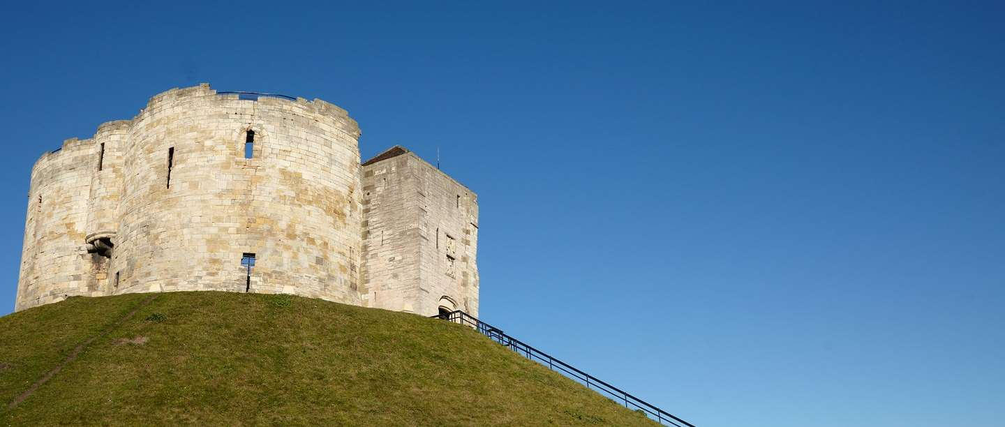 Clifford's Tower Revealed | English Heritage