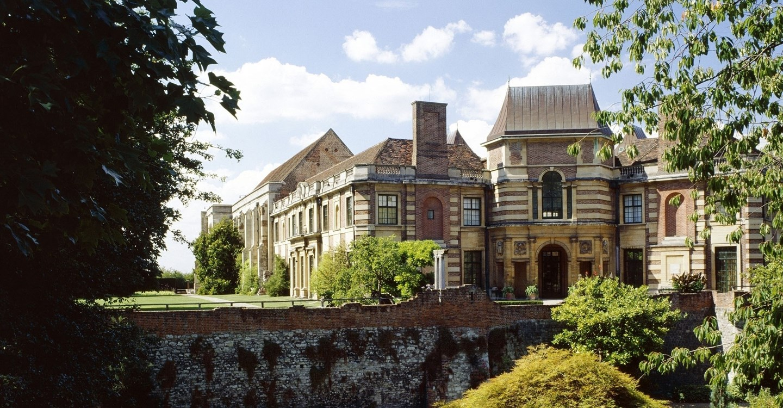 Eltham Palace entrance facade