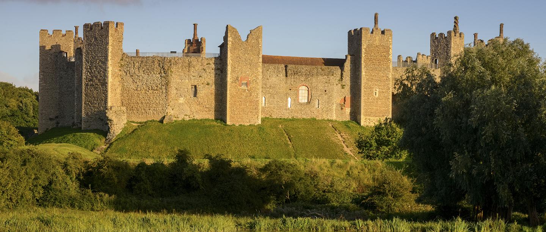 Framlingham Castle.