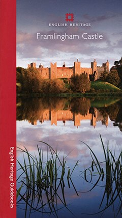 Framlingham Castle guidebook