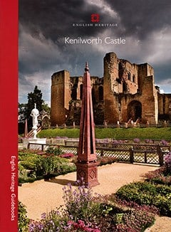 Kenilworth Castle guidebook