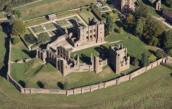 leicester building kenilworth castle