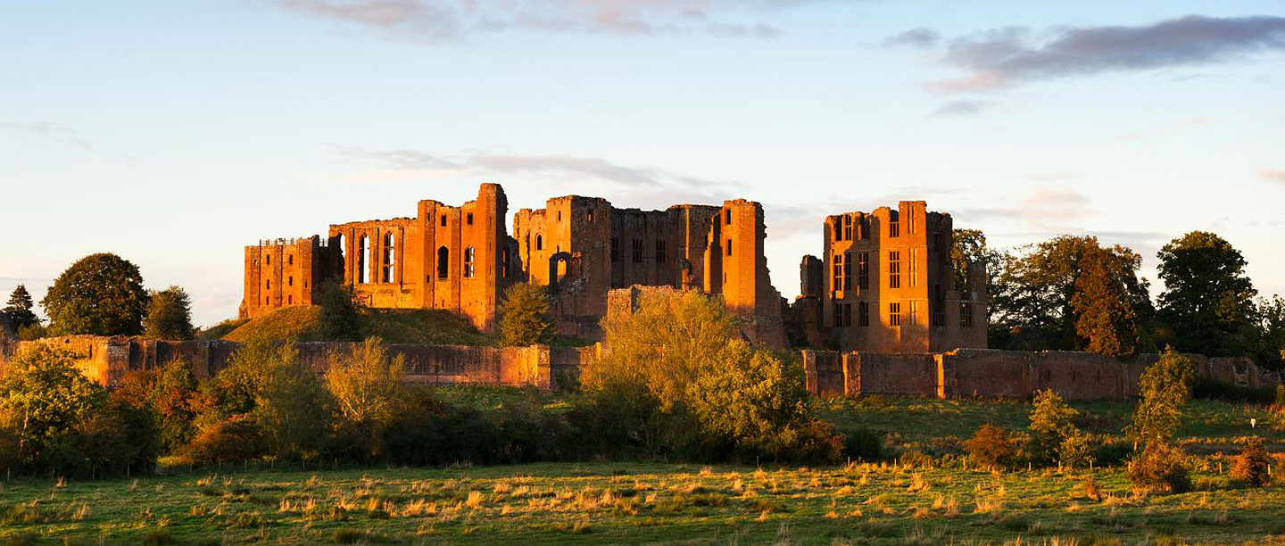 kenilworth castle history coursework