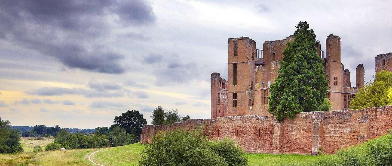 Kenilworth Castle, Warwickshire