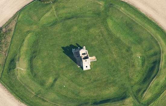 hatfield earthworks marden henge english heritage