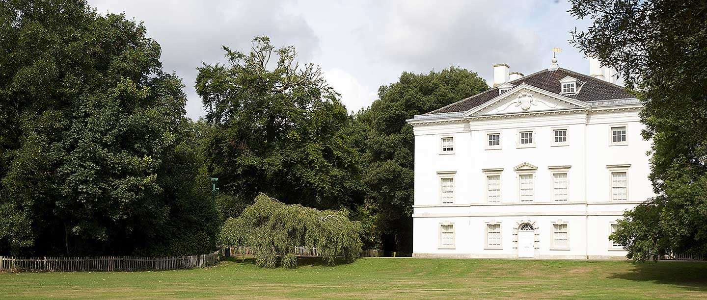 Marble Hill House and Garden, Twickenham