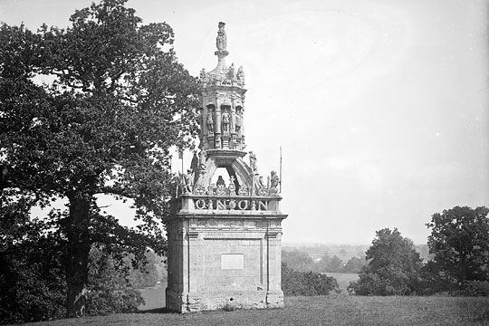 The Carfax Conduit as Nuneham Park, photographed by Henry Taunt, 1882