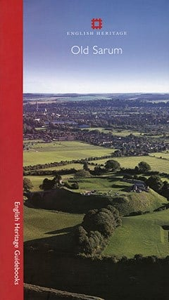 Old Sarum guidebook