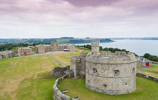 Pendennis Castle | English Heritage