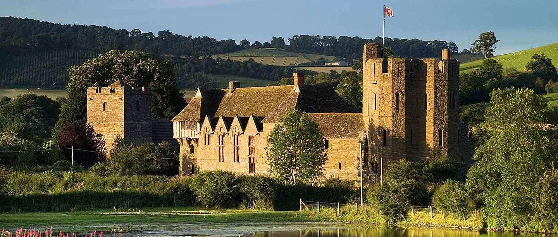 Stokesay Castle, Shropshire