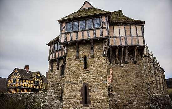 Stokesay Castle | English Heritage