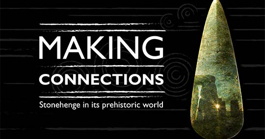Find out how, at the time of Stonehenge, people connected with others and with the world around them by making and sharing objects.