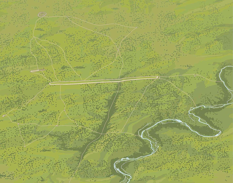 Map Of Uk 5000 Years Ago.Interactive Maps Of The Stonehenge Landscape English Heritage