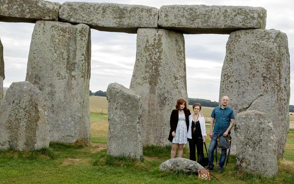 Stonehenge 100 | English Heritage