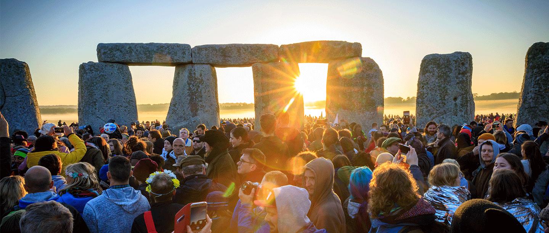 Solstice at Stonehenge