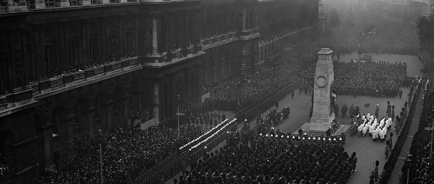 History of the Cenotaph | English Heritage