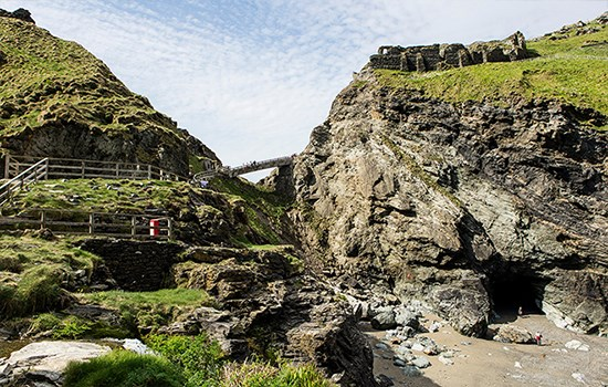 Tintagel Castle Things To See And Do English Heritage